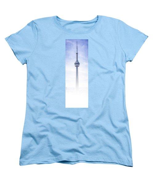The Cn Tower Women's T-Shirt (Standard Cut)
