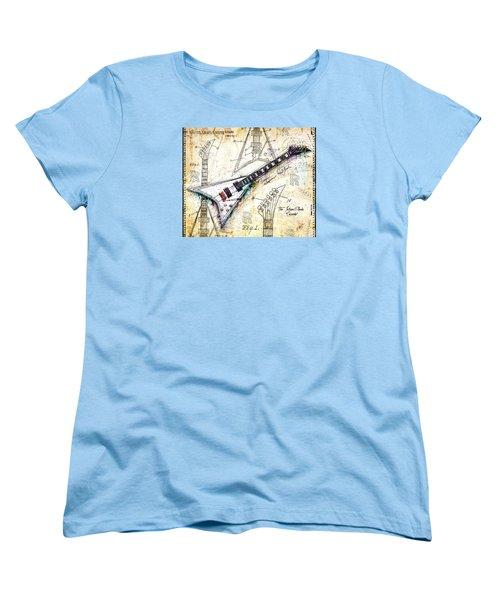The Concorde Women's T-Shirt (Standard Cut)