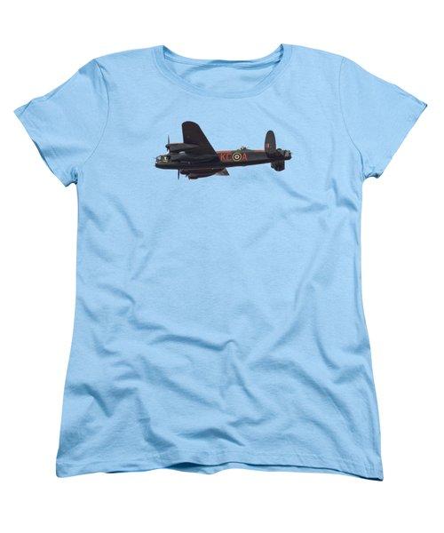 The Dambuster Women's T-Shirt (Standard Cut) by Scott Carruthers