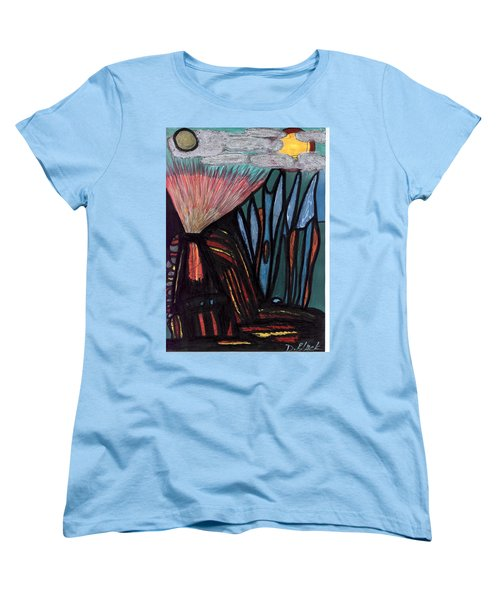 The Dawn Of Formation Women's T-Shirt (Standard Cut) by Darrell Black