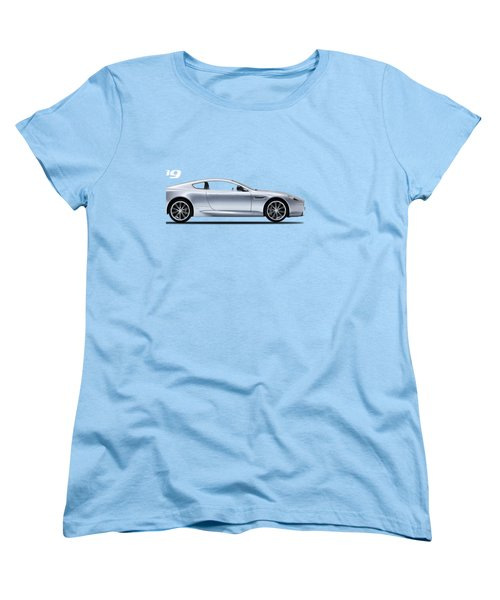 The Db9 Women's T-Shirt (Standard Cut) by Mark Rogan