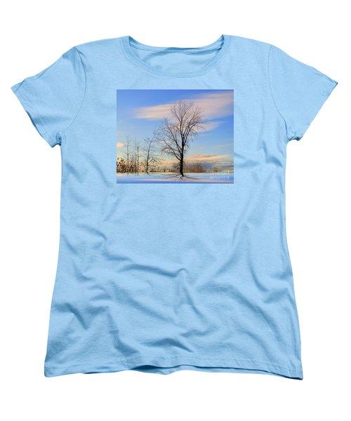 The Delight Women's T-Shirt (Standard Cut) by Elfriede Fulda
