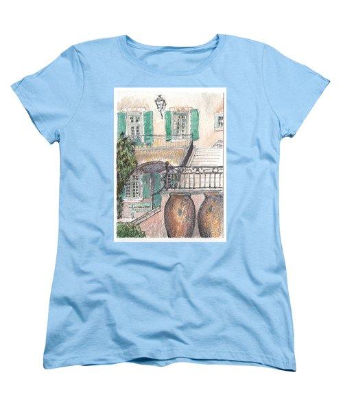 The Dora Maar Residency Women's T-Shirt (Standard Cut)