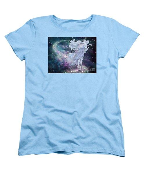 The Emancipation Of Galatea Women's T-Shirt (Standard Cut) by Amyla Silverflame