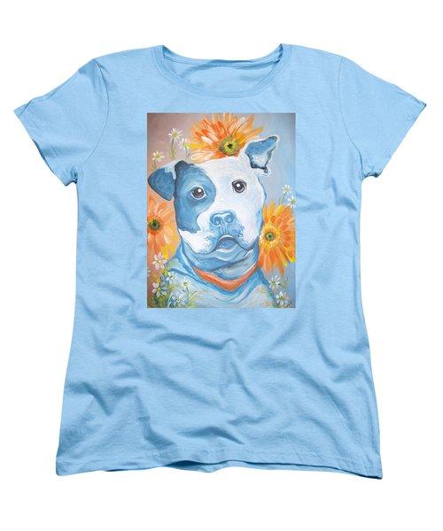 The Flower Pitt Women's T-Shirt (Standard Cut)