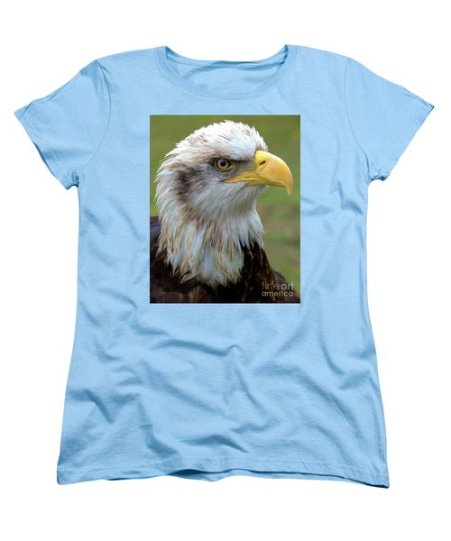 Women's T-Shirt (Standard Cut) featuring the photograph The Gaurdian by Stephen Melia