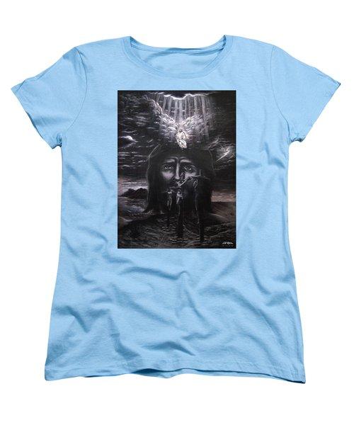 The Gospel Women's T-Shirt (Standard Cut) by Bill Stephens