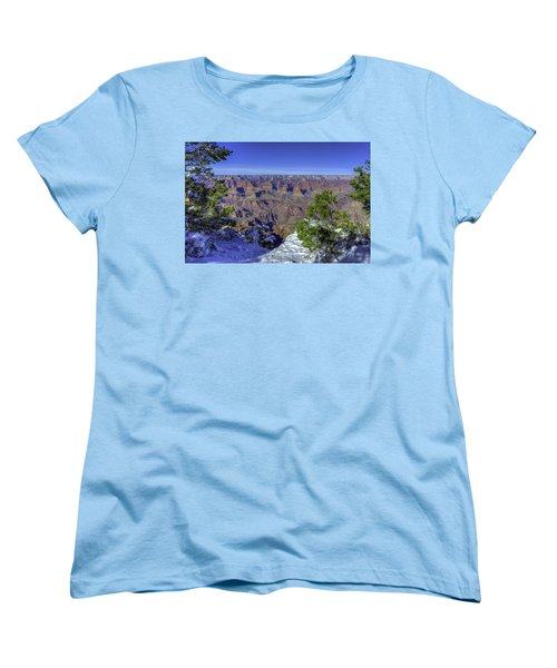 The Grand Canyon Women's T-Shirt (Standard Cut)
