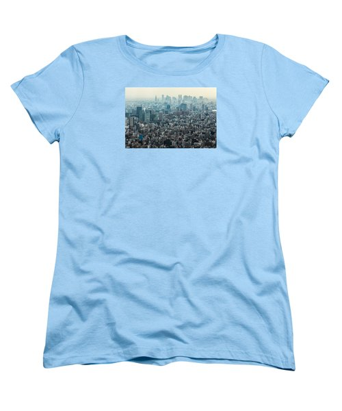 The Great Tokyo Women's T-Shirt (Standard Cut)