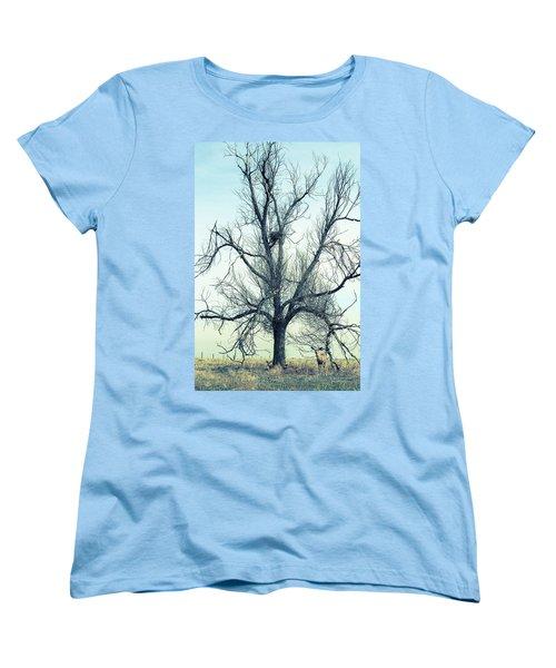 The Guardian Women's T-Shirt (Standard Cut) by James BO Insogna