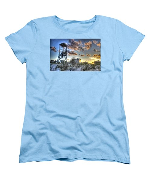 Women's T-Shirt (Standard Cut) featuring the photograph The Guardian by Phil Mancuso