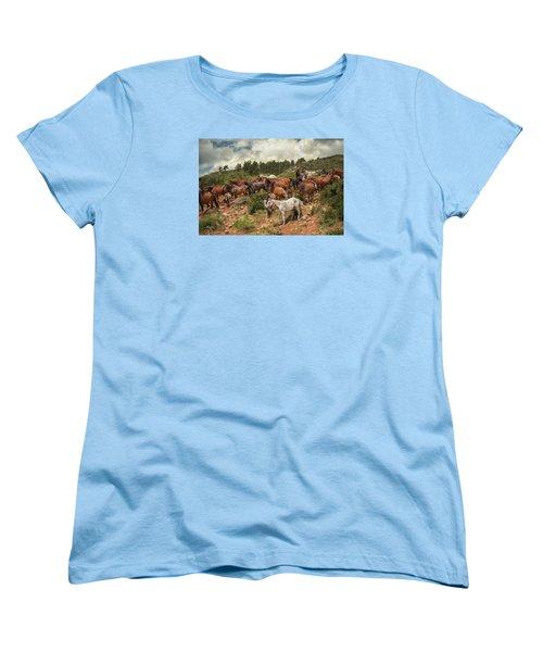 The Herd Women's T-Shirt (Standard Cut)