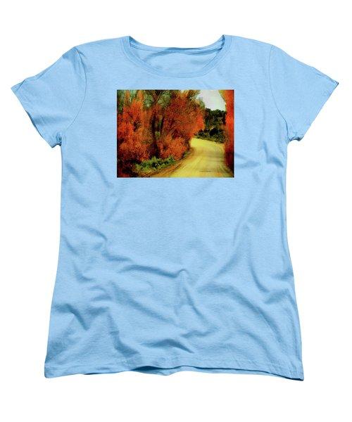 The Journey Home Women's T-Shirt (Standard Cut)