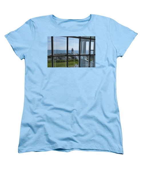 The Keeper's View Women's T-Shirt (Standard Cut) by Patrick Fennell