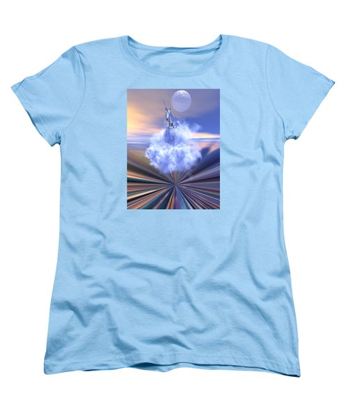 The Last Of The Unicorns Women's T-Shirt (Standard Cut)