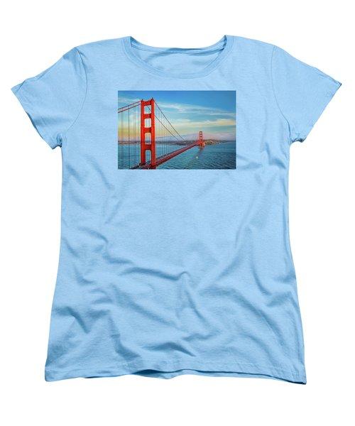 The Majestic Women's T-Shirt (Standard Cut) by Az Jackson