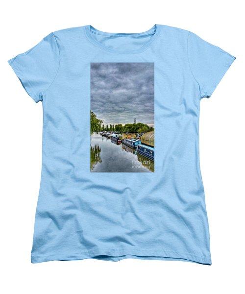 The Marina Women's T-Shirt (Standard Cut)