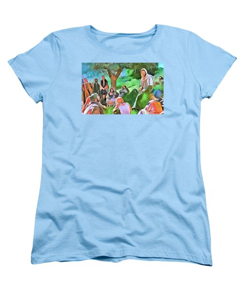 The Master Teacher Women's T-Shirt (Standard Cut)