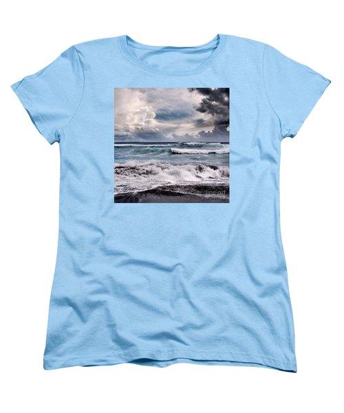 The Music Of Light Women's T-Shirt (Standard Cut) by Sharon Mau