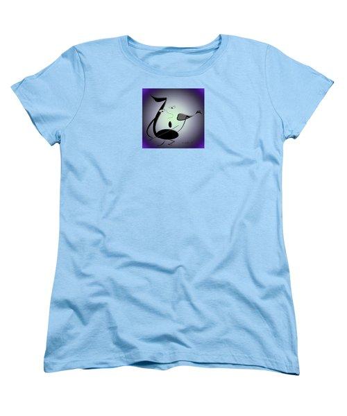 The Musician 29 Women's T-Shirt (Standard Cut) by Iris Gelbart