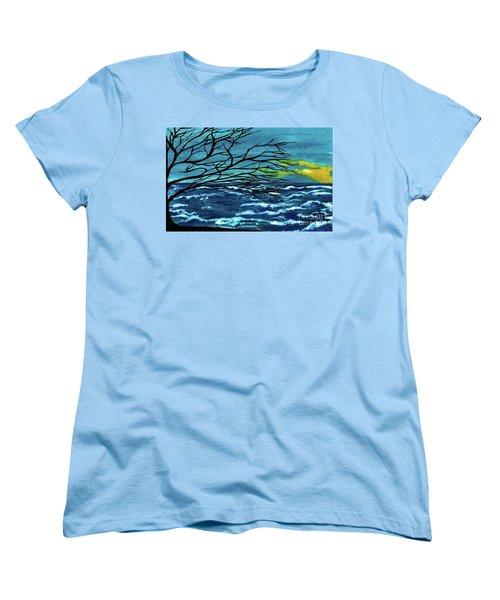 The Ocean Women's T-Shirt (Standard Cut)