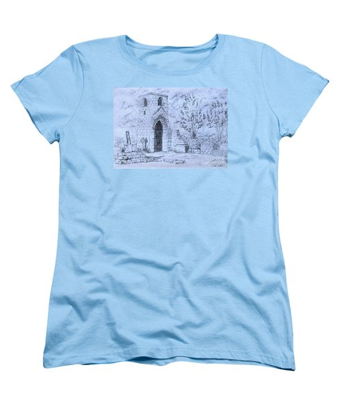 The Old Chantry Women's T-Shirt (Standard Cut)