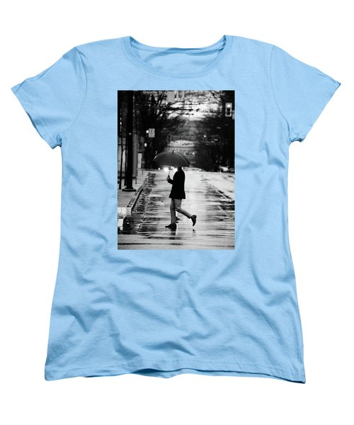 Women's T-Shirt (Standard Cut) featuring the photograph The One Chance I Found  by Empty Wall