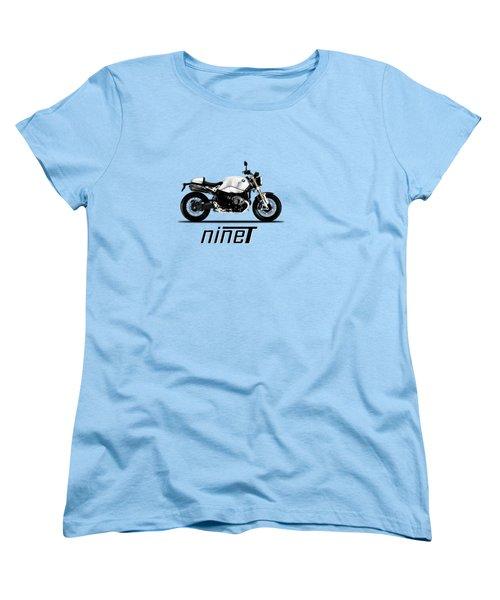 The R Nine T Women's T-Shirt (Standard Cut) by Mark Rogan