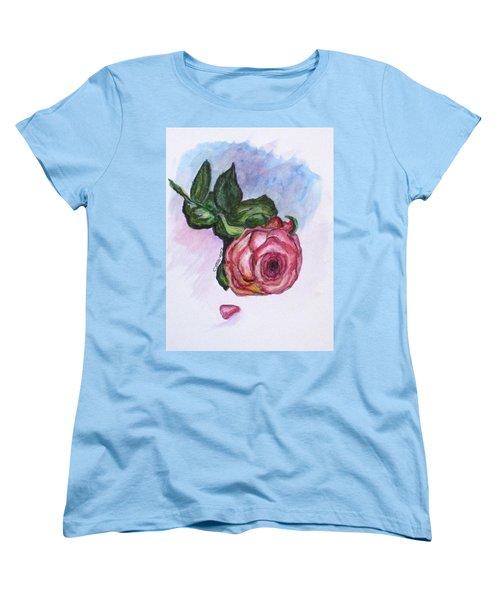 The Rose Women's T-Shirt (Standard Cut)