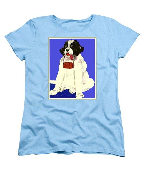 The Saint Women's T-Shirt (Standard Cut)