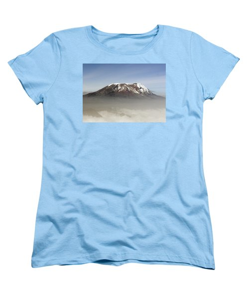 The Snows Of Kilimanjaro Women's T-Shirt (Standard Cut) by Patrick Kain