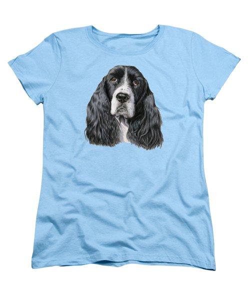 The Springer Spaniel Women's T-Shirt (Standard Cut)