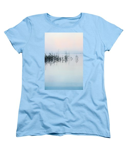 The Stillness Of Life Women's T-Shirt (Standard Cut) by Shelby  Young