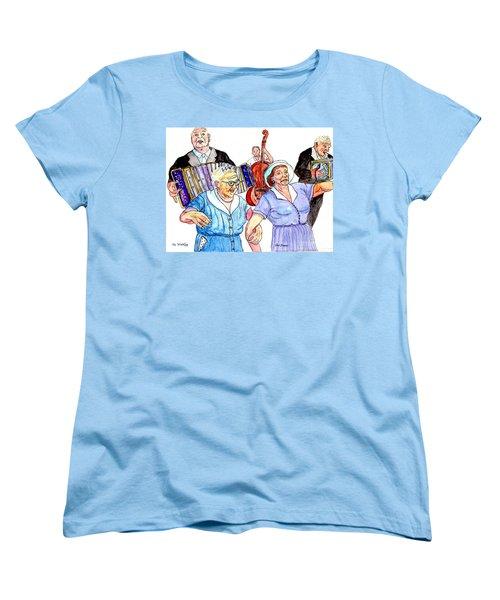 The Wedding - Life On The Stoop Women's T-Shirt (Standard Cut)