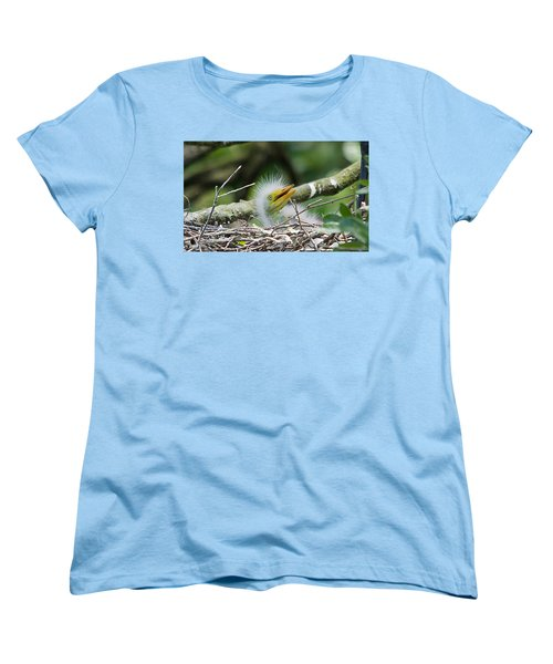 The World Is Full Of Surprises Women's T-Shirt (Standard Cut) by Kenneth Albin