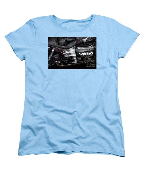 the WOW factor Women's T-Shirt (Standard Cut) by Diane E Berry
