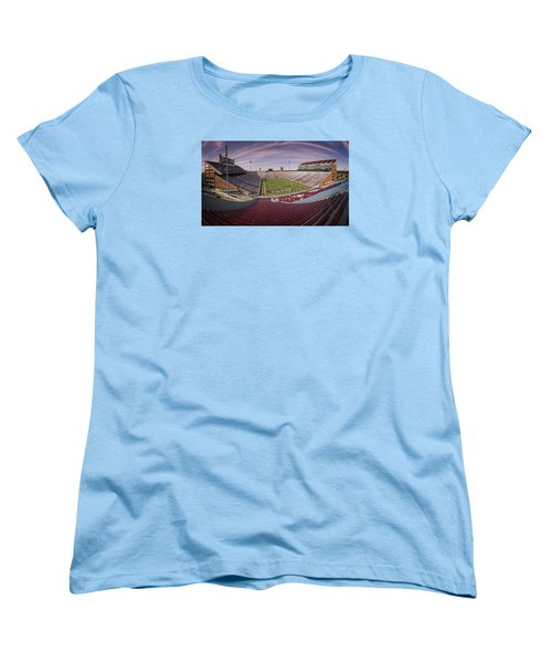 The Palace On The Prairie Women's T-Shirt (Standard Cut)