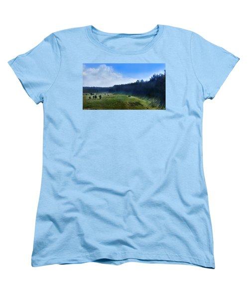 These Days Women's T-Shirt (Standard Cut) by Bernd Hau