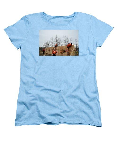 They Call It The Berlin Walls Women's T-Shirt (Standard Cut)