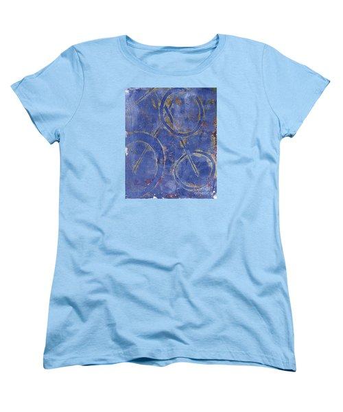 Three Worlds 2 Women's T-Shirt (Standard Cut)