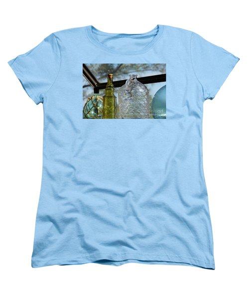 Thru The Looking Glass 2 Women's T-Shirt (Standard Cut) by Megan Cohen