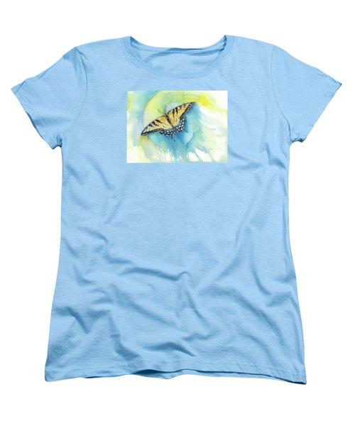 Tiger Swallowtail Women's T-Shirt (Standard Cut)