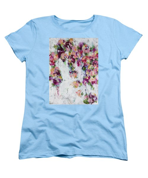 Time After Time Women's T-Shirt (Standard Cut) by Kirsten Reed
