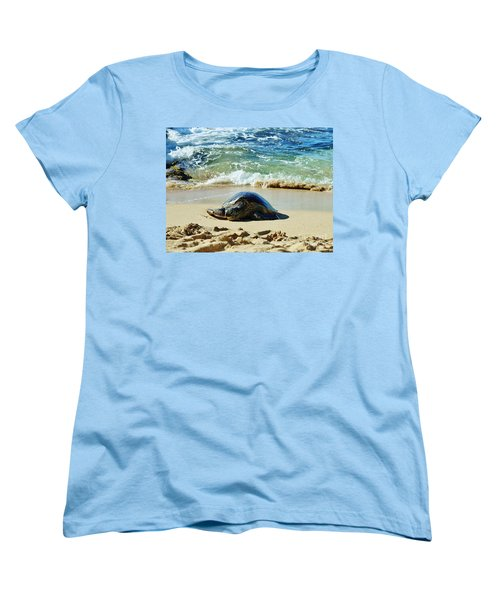 Time For A Rest Women's T-Shirt (Standard Cut) by Craig Wood