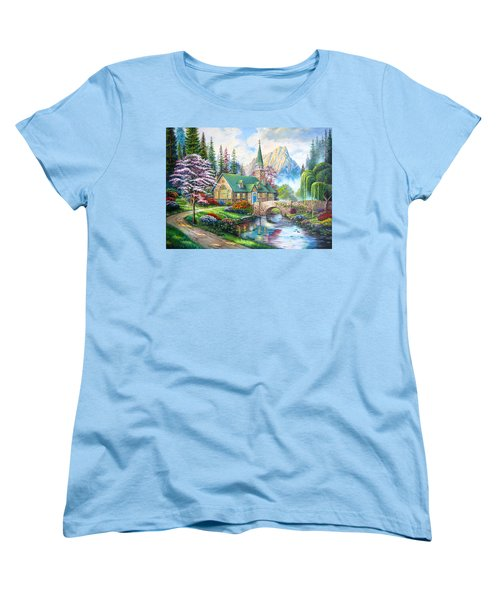 Time To Come Home Women's T-Shirt (Standard Cut)