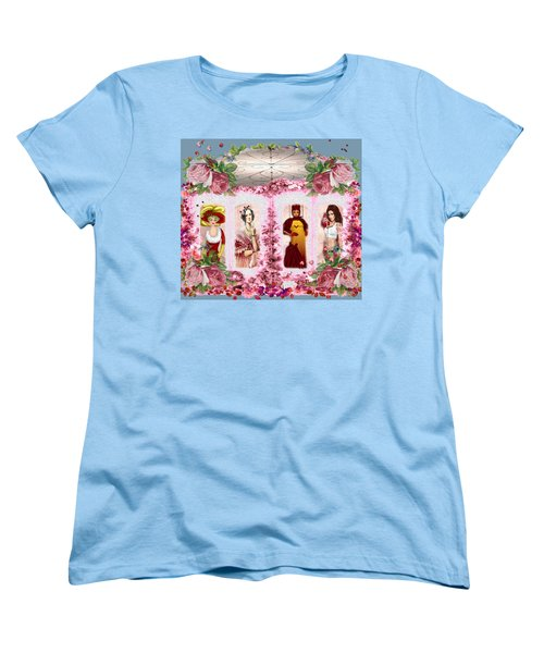 Time Window Women's T-Shirt (Standard Cut)