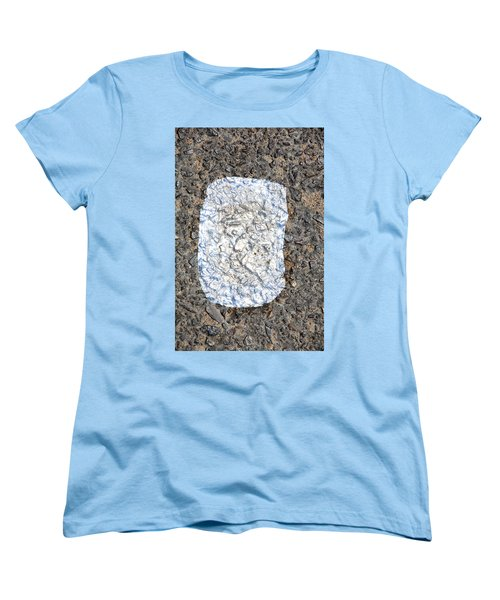 To Ape Women's T-Shirt (Standard Cut) by Jez C Self