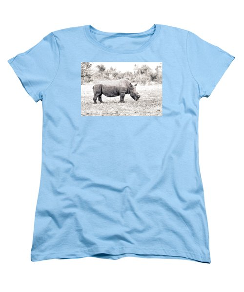 To Survive Women's T-Shirt (Standard Cut) by Juergen Klust