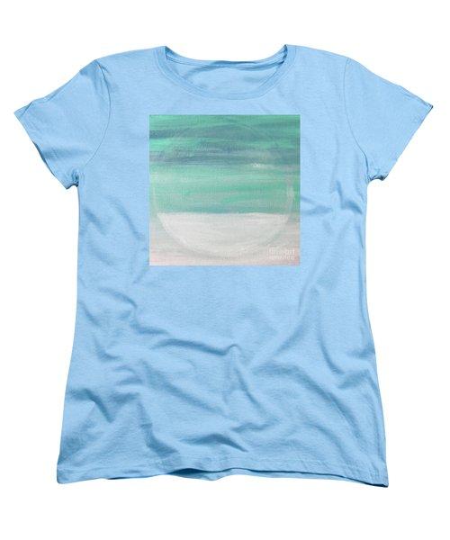 To The Moon Women's T-Shirt (Standard Cut) by Kim Nelson