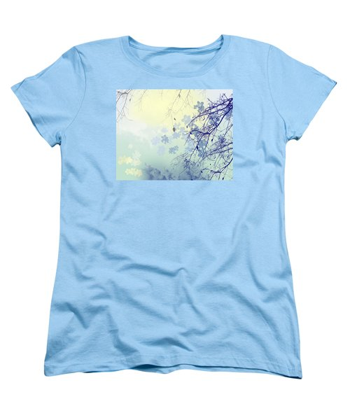 To The Waiting One Women's T-Shirt (Standard Cut) by Trilby Cole